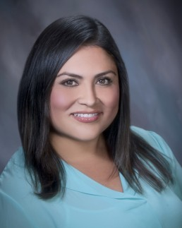 Rosie Angulo, Administrative Services Manager